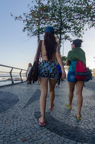 Calçada da praia de Icaraí