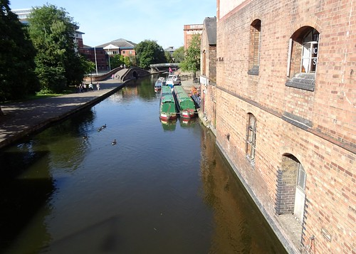 Nottingham & Beeston Canal