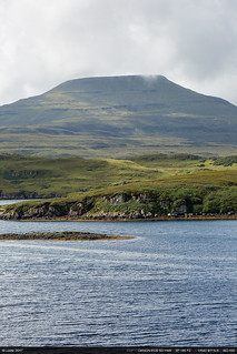 Loch Dunvegan and the Macleod's Tables