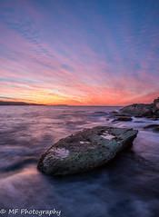 Marooned (Mick Fletoridis) Tags: longexposure clouds seascape sunrise leefilters rocks rockpool coast colours sonyimages sonya7r2 canonlens sydney australia winter water