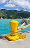 Tortola Pier (gomesjose55) Tags: texturas textures colores colours colors canoneos60d canonlensef1785mm canonlens verde blue bluesky amarillo 35mm azul acera digitalphotography fotografiadigital green lightroom3 yellow nubes