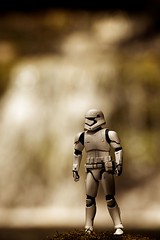 Stormtrooper of the First Order (CJRC2) Tags: stormtrooper starwars firstorder theforceawakens model eliteseries toy canon canon5d ef70200mmf28lisiiusm canon5dmkiii thedarkside