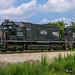 IC 6056 | EMD SD40-2R | CN Fulton Subdivision