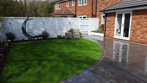 Bramhall Landscape Design and Construction - Patios and Pizza Image 6