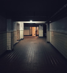 Midnight (Andrés Bentancourt) Tags: creepy horror terror midnight night mystery basement dark obscure uruguai uruguay montevideo montevideu bulding architechture