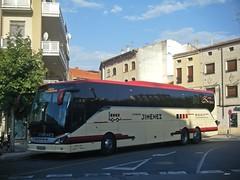 Setra S519 GT HD de Jimenez (Bus Box) Tags: setras519gthd setra jimenez autobus bus santodomingodelacalzada