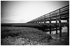 IMG_0075 (Silverio Photography) Tags: capecod yarmouth massachuetts beach bridge summer island ocean canon 60d sigma 1770 blackandwhite photoshop elements topaz adjust newengland