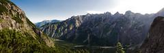 Totes Gebirge (Theo Crazzolara) Tags: totesgebirge totes gebirge hochplattenkogel ahornkar grieskarschartescharte almsee röllsattel rotgschirr zwölferkogel alps alpine alpen mountain berg panorama sky landscape austria europe scenic scenery