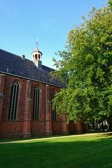 Monastery Ter Apel (Jos Mecklenfeld) Tags: monastery kloster klooster kloosterterapel domusnovaelucis terapel westerwolde groningen netherlands niederlande sonyxperiaz5 xperia snapseed