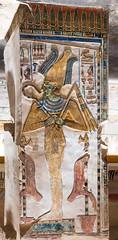 KV17, The Tomb of Seti I, Side chamber Jb (kairoinfo4u) Tags: egypt luxorwestbank valleyofthekings eastvalley thebeswestbank thebes tombofsetyi kv17 setyi égypte egitto egipto ägypten sethosi unescoworldheritagesites setii ancientthebes ancientegyptianart luxor aluqsur tombofsetii