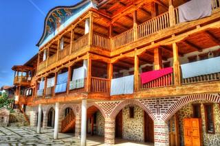 Chernogorski Monastery