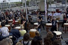 Yamato Taiko Drumschool Den Haag (Beach Resort Kijkduin) Tags: beachresort deltaplein denhaag kijkduin live loosduinen music yamatotaikodrummingschool