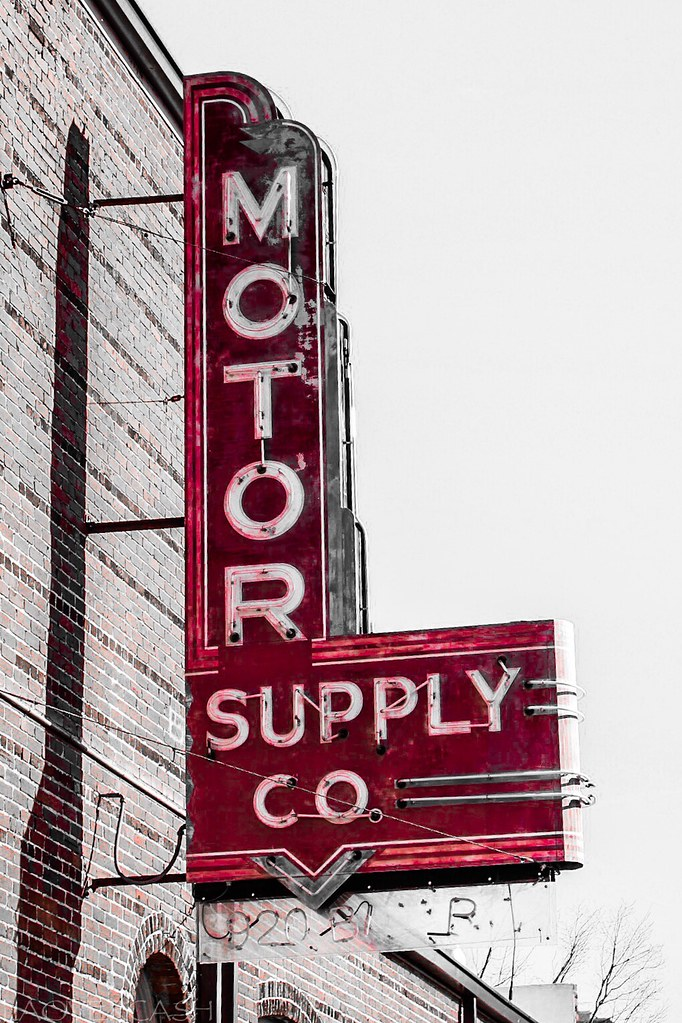 The World 39 S Best Photos Of Motor And Sign Flickr Hive Mind