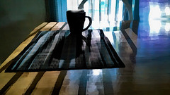 good morning coffee (migueldeozarko) Tags: he peaceful feeling
