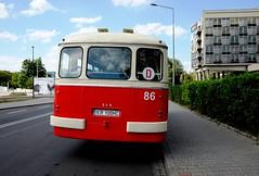 DSCF1284a_jnowak64 (jnowak64) Tags: poland polska malopolska cracow krakow krakoff zwierzyniec komunikacja autobus lato mpk mik