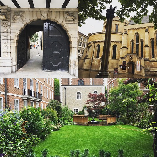From the Gate to the Inner Temple