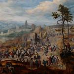 ANVERS 16e - La Montée au Calvaire (Louvre) - Detail 1 thumbnail