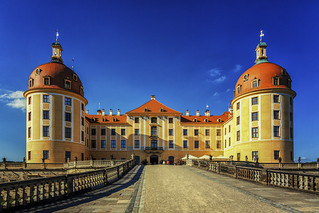 Hunting castle Moritzburg