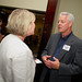 Dean Ranft with Dudley Marchi, NC State University Club board