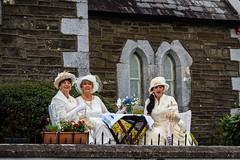 Ireland - Cobh - Ladies (Marcial Bernabeu) Tags: marcial bernabeu bernabéu ireland irlanda irish irlandesas cobh ladies damas epoca vintage época marc