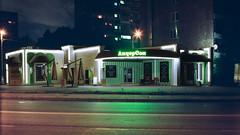 Perovo (matoos77) Tags: night smena8m analog 35mm film kodak colorplus moscow nightscape urbanscape
