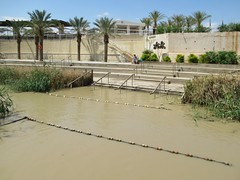 Jordan River (D-Stanley) Tags: palestine jordan israeli christian pilgrims