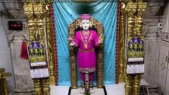 Ghanshyam Maharaj Mangla Darshan on Sun 01 Oct 2017 (bhujmandir) Tags: ghanshyam maharaj swaminarayan dev hari bhagvan bhagwan bhuj mandir temple daily darshan swami narayan mangla