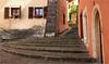 Côte Saint-Maurice, à Annecy, Haute-Savoie, Alpes, France (claude lina) Tags: claudelina france alpes hautesavoie annecy ville town escalier stair