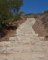 021 105 Steps To The Top (saschmitz_earthlink_net) Tags: 2017 california orienteering laoc losangelesorienteeringclub venturacounty ventura