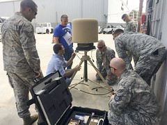 Hurricane Harvey relief 2017 – JISCC (PANationalGuard) Tags: pa national guard pennsylvania png pang air 193rd sow special operations wing hurricane harvey domestic domops texas jiscc joint incident site communications capability