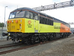 56049 (robertbester66) Tags: ooc111 oldoakcommon locomotive 56049 colasrail grid openday