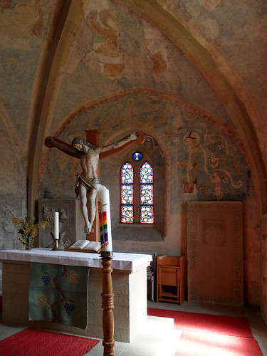 Bergkirche Heinsheim (13.-14. Jh.)