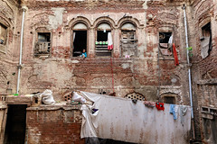 0F1A1741 (Liaqat Ali Vance) Tags: girl architecture architectural heritage pre partition havely walled city lal khooh lahore liaqat ali vance photography punjab pakistan