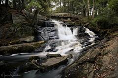 Little High Falls (martinaschneider) Tags: littlehighfalls bracebridge ontario fall fallleaves water waterfall