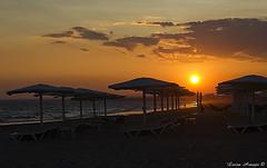 Mais um dia que termina (marialuísaaraújo) Tags: entardecer praiadestoantónio vilarealdesantoantónio beleza