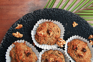 Walnut Cupcakes