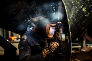 Soudure vitale! / Vital welding!