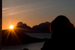beauty's running wild (e-box 65) Tags: sunset sun midnight summer midsummer north bodø norway norge scandinavia sky d7200 18 105 nikon nikkor midsummernight