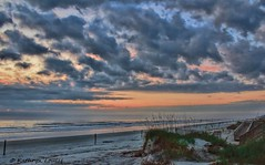 Might as well, might as well. (Kathryn Louise18) Tags: canon florida landscape sunrise atlanticocean volusiacounty clouds kathrynlouise seascape beach newsmyrnabeach roberthunterlyrics gratefuldeadlyrics