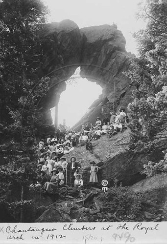 Photo - Royal Arch (1912)