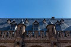 Roof of Ridderzaal (tewahipounamu) Tags: architecture architektur building denhaag governmentbuilding nederland netherlands niederlande regierungsgebäude ridderzaal
