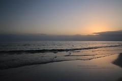 Swansea, Dolphin Sand, Sunset (blauepics) Tags: australia australien tasmania tasmanien tassie landscape landschaft hills hügel mountains berge sea meer water wasser coast küste clouds wolken bay bucht swansea dolphin sand evening light abendlicht beach strand waves wellen sunset sonnenuntergang