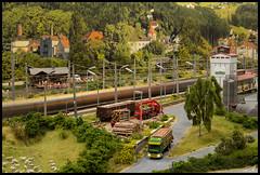IMG_7089 (dominik1292) Tags: güterzug eisenbahn model modeleisenbahn roco 187 h0