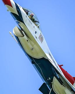 Thunderbirds - Maj Whit Collins USAF