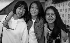 2017_264 (Chilanga Cement) Tags: manchester fuji fujix100f fujix100t xseries x100f student students gdufs liveseylife girls smiles friends