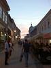 Night out in Novi Sad