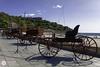 Muestra de carruajes (J.Gargallo) Tags: benicassim belleepoque castellón comunidadvalenciana españa eos eos450d canon canon450d canonefs18200 450d playa beach azul cieloazul mar sea carroza carruaje carro