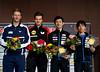 Men's Doubles medallists