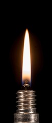 Bulb candle (wwwwg) Tags: macromondays evolution