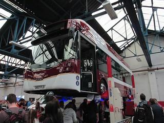 Lothian Buses - 00285 - SK67FLD - Lothian-Buses20170897